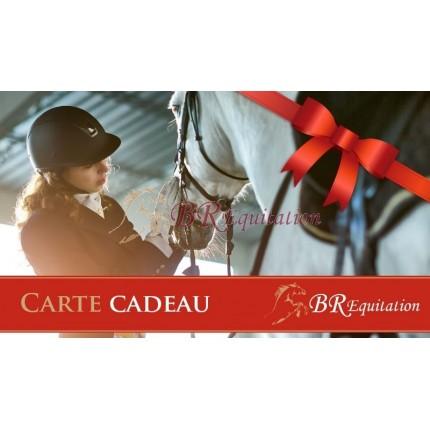 Carte cadeau BR Equitation 150€