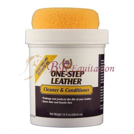 SAVON ONE STEP LEATHER CREAM 443GR