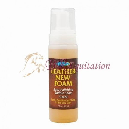 SAVON LEATHER NEW FOAM 207ML