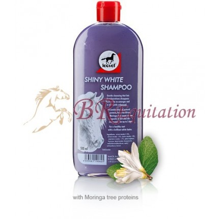 SHAMPOING POUR CHEVAUX GRIS
