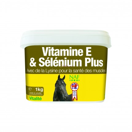 VITAMINE E SELENIUM PLUS